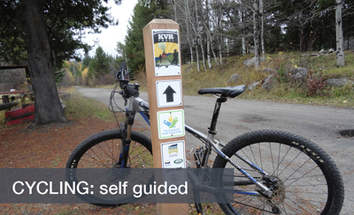 Cycling self guided trips