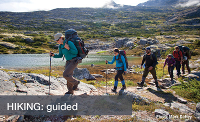 Hiking Guided Trips