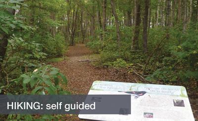 Hiking Self Guided Trips
