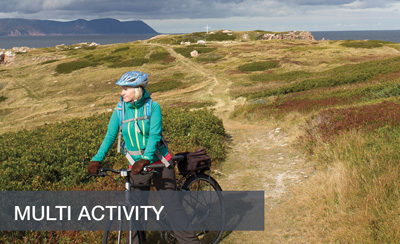 Multi activity trips
